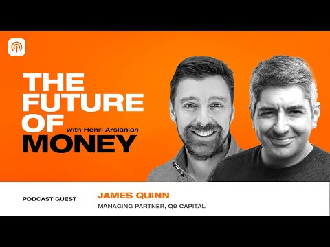 Why and How Private Banks and Wealth Managers Are Entering the Crypto Space with James Quinn