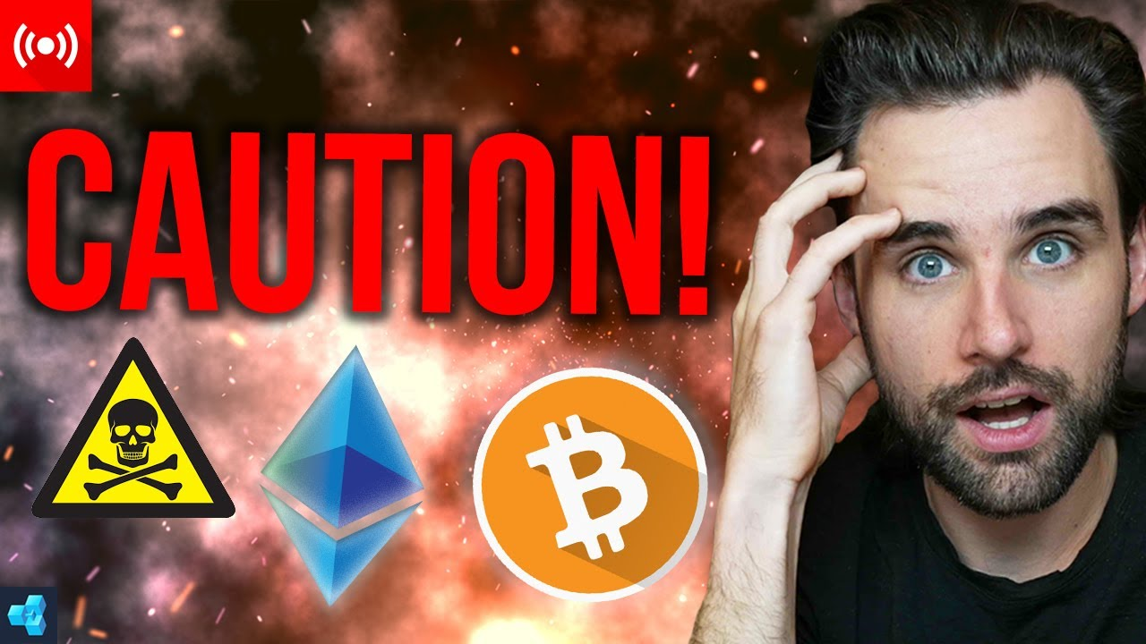 You MUST Be Careful in Crypto Right Now!