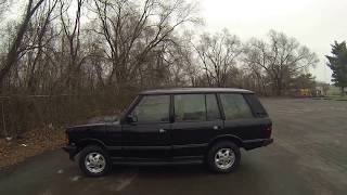 Review for  1995 RANGE ROVER LWB County Classic 4x4 long wheel base SUV