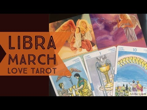 LIBRA MARCH  2018 | ~A CONNECTION THAT GOES BEYOND THIS LIFETIME~ | LOVE TAROT READING
