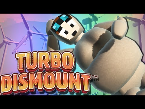 Download Youtube: Turbo Dismount | FAT DIVA DAN!!