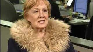 "A visit with legendary Hollywood ""ghost voice"" Marni Nixon"