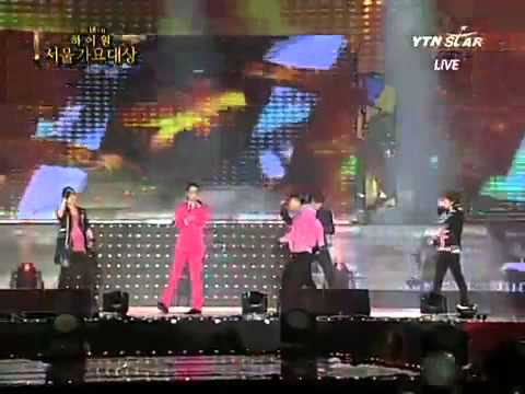 18th Seoul Music Awards Haru Haru  Sunset Glow (Live)