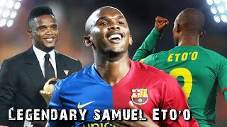 What Happened to Samuel Eto'o?