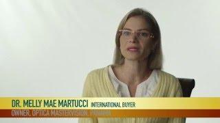 International Buyer:  Melly Mae Martucci, Optometrist
