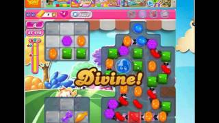 Candy Crush Saga Level 1432 No Boosters