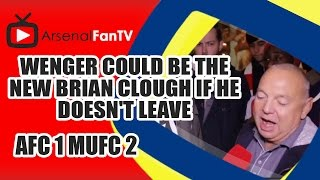 Wenger Could Be The New Brian Clough If He Doesn