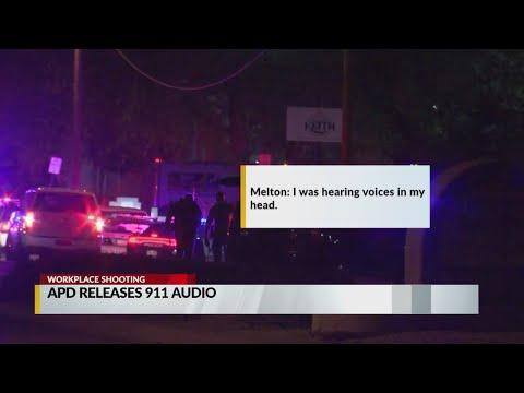 APD releases 911 calls Ben E. Keith warehouse shooter made to police