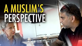 Katie Hopkins and a Bradford Muslim talk grooming gangs & immigration