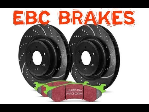 EBC Stage 3 Truck And SUV Brakes And Slotted Rotors Overview