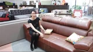 видео Выбор искусственной кожи для обивки мягкой мебели