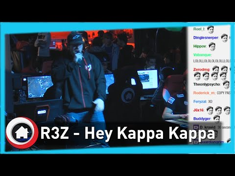 R3Z - Hey Kappa Kappa with Chat!