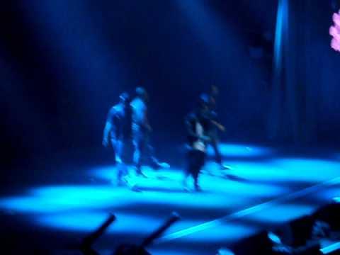 JLS - Beat Again - Key103 Live - Manchester