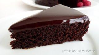 шоколадный торт, кекс - брауни