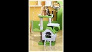 Домики и когтеточки для кошек Добрый кот в МИНСКЕ 8 029 983 27 71