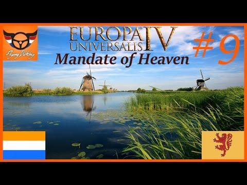 EU4 Mandate of Heaven - Dutch Empire - ep9