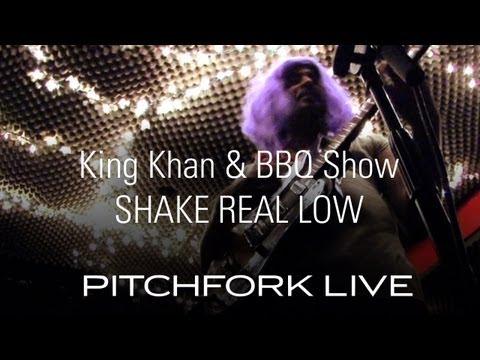 King Khan & BBQ Show - Shake Real Low - Pitchfork Live