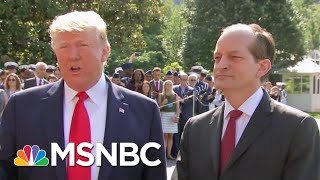 Is The New Labor Secretary...Even Worse?   All In   MSNBC