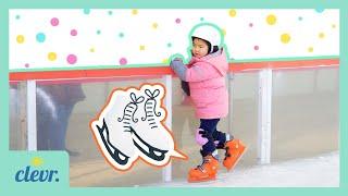 겨울엔 역시 아이스링크에서 스케이트 타기♡ 클레버키즈와…