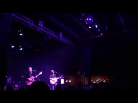 Iron & Wine and Ben Bridwell cover Talking Heads fillmore Naive Melody