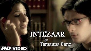 Tamanna Bano Ghazals - Intezaar Album