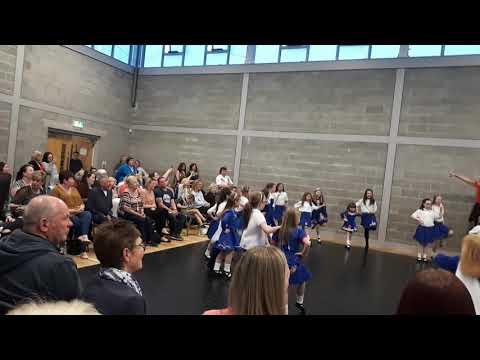 Maisie Irish Dancing 2 of 2