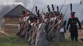 روسيا: إحياء ذكرى معركة مالويـاروسلفتس