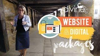 Divine Creative Website & Digital Packages