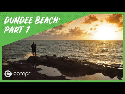 Dundee Beach, Darwin Part 1 Of 2 - Campr