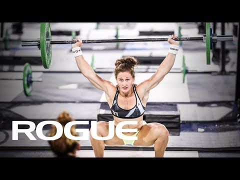 Tia-Clair Toomey - 2017 CrossFit Games Champ / 8K - YouTube