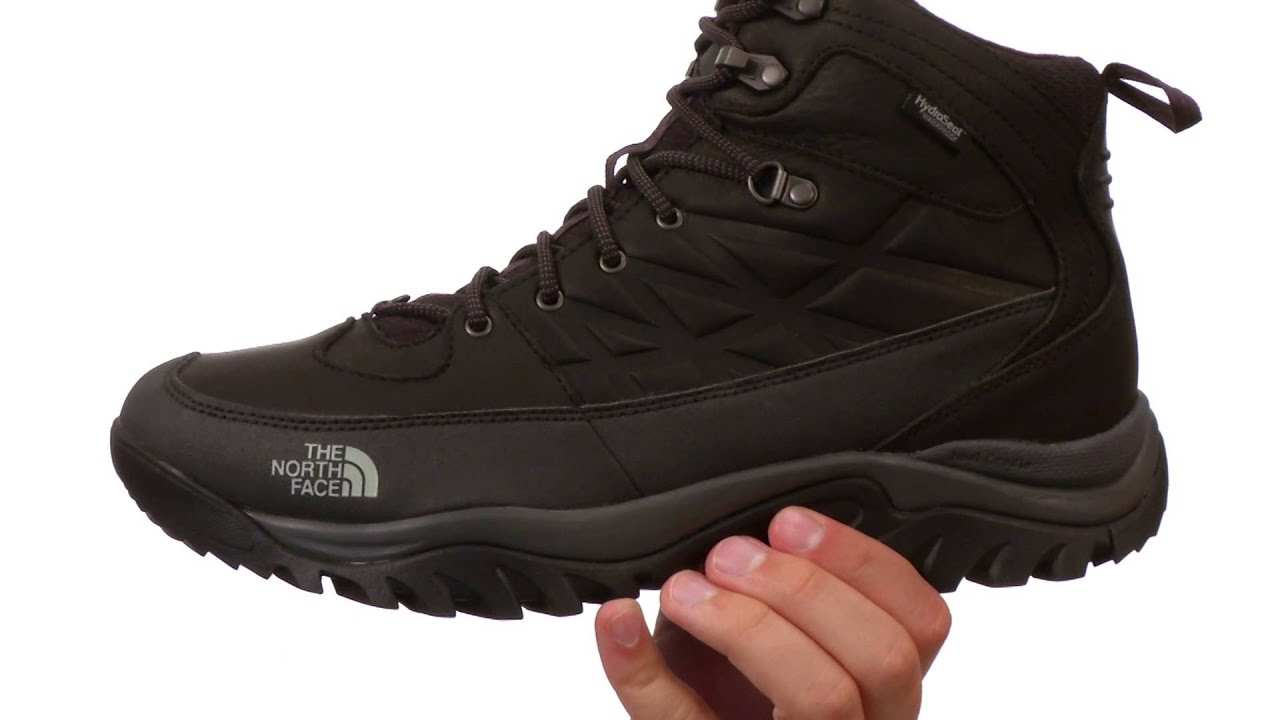 north face storm boots