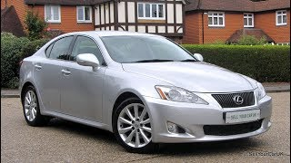 Selling - 2009 Lexus IS250 SE-L Automatic, Service History, Great Condition