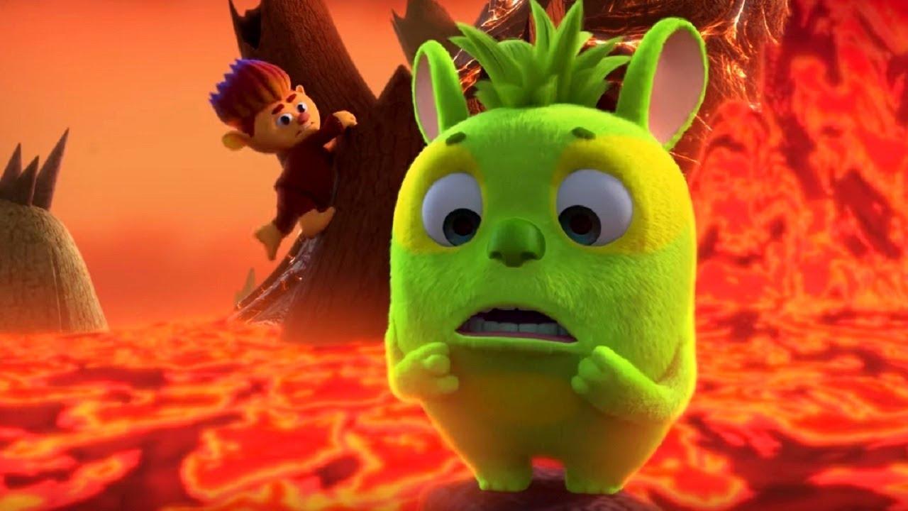 Пиля против – Монсики – мультфильм для детей – Чувства и эмоции