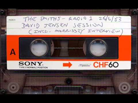 Morrissey - David Jensen Interview - BBC Session 26th June 1983