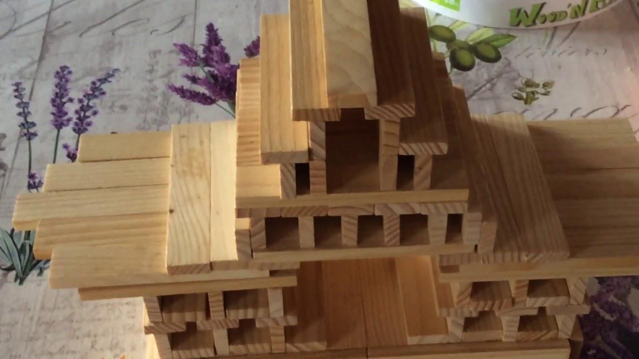 comment faire une maison chinoise avec des kapla youtube. Black Bedroom Furniture Sets. Home Design Ideas