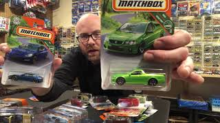 Diecast Weekly Episode 123 - New MBX, RLC Hot Wheels, and other items