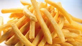 মচমচে ফ্রেঞ্চ ফ্রাই রেসিপি // French Fries