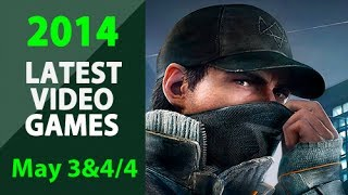 May 2014 Latest Video Games (3 & 4/4)