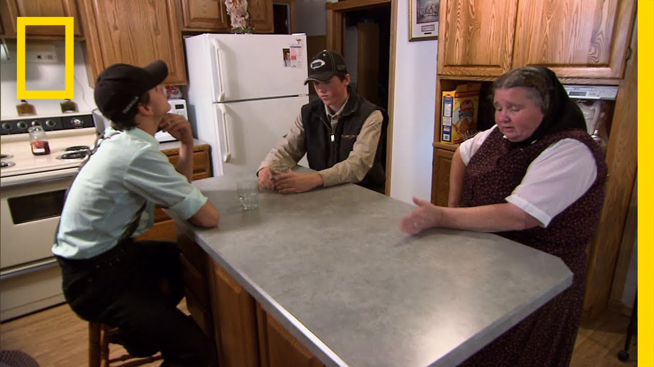 what is american colony meet the hutterites about