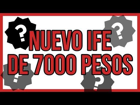 anses: NUEVO IFE DE 7000 MIL PESOS para desempleados