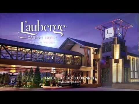 L'Auberge Casino & Hotel Baton Rouge: Let the Good Times Roll!