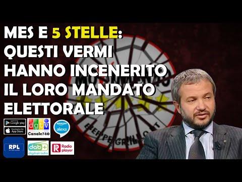 """Borghi sul MES e 5 Stelle: """"Quei vermi hanno incenerito il loro mandato elettorale"""""""