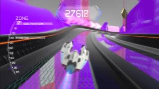 Wipeout HD PS3 Gameplay *HD* 1080P