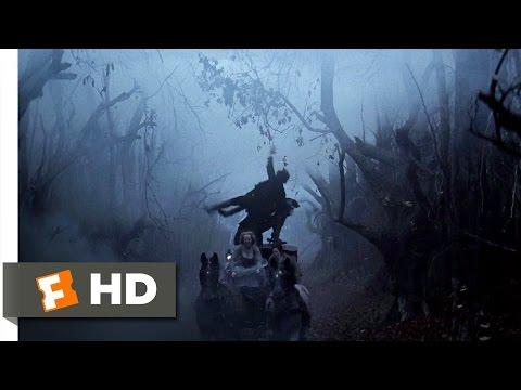 Sleepy Hollow (10/10) Movie CLIP - Carriage Battle (1999) HD