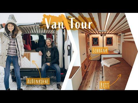VAN TOUR OPEL VIVARO | Der ultimative Camper | Room Tour ähnl. Renault Traffic Busausbau (Verkauft!)