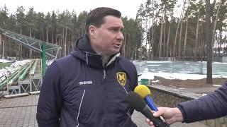 Андрей Демченко. После игры с Горняком-Спорт. 17.02.20