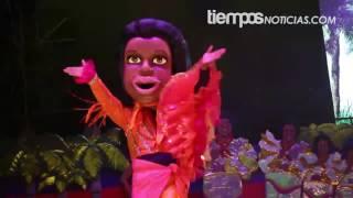 #TiemposDeCarnaval Comparsa Reyes del Carnaval del Instituto Campechano