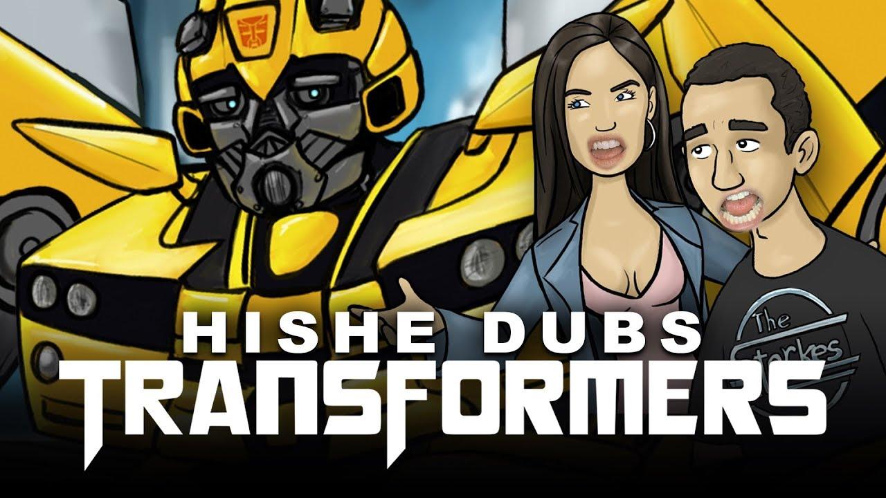 Transformers - HISHE Dubs (Comedy Recap)