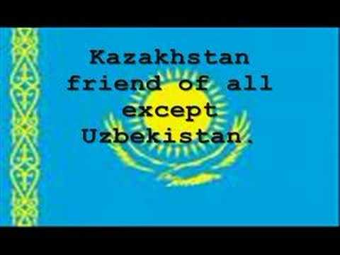 Kazakhstan You Very Nice Place