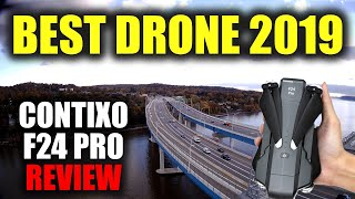 BEST DRONE OF 2019 - Contixo F24 Pro Drone Review